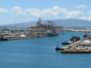 Honolulu Port