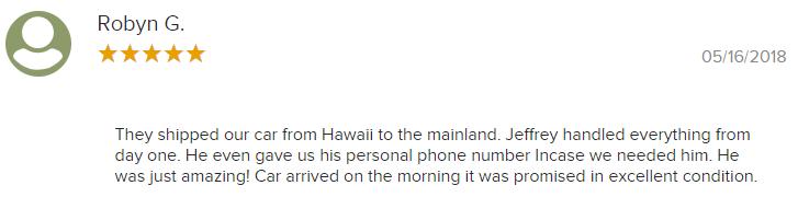 Hawaii Auto Shipping | Coastal Auto Shipping